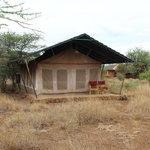 Amboseli Sentrim Camp
