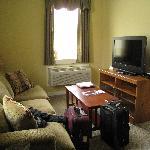 Room #1 living area