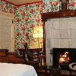 Carriage Fireside Room