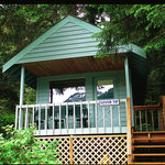 Cozy Private Cabins on the water with private bathrooms