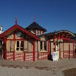 L'ancienne gare de St Valery sur Somme