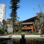 Beitou library inside New Beitou Park