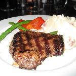 My sirloin steak