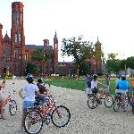 A stop at the Smithsonian Castle