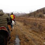 horse riding in Terelj