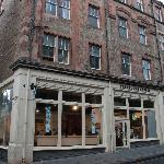 Starbucks Canongate in Edinburgh