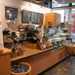 Service counter - Starbucks