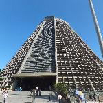 This cone is a cathedral! A must see!