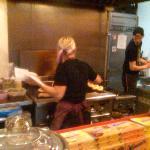 Rosamunde Sausage Grill Foto