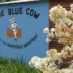Entrance to the Bue Cow