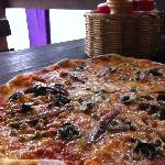 one of the best pizza in Thailand!