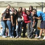 Ritiro con i ragazzi delle superiori 2 settembre 2011