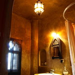 Bathroom at Dar Al Bahar