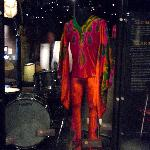 Jimi's stage outfit on show at EMP