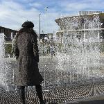 La fontana alla Expo