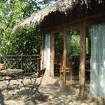 The Balcony in the tree house