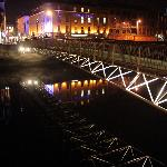 il ponte di notte
