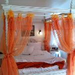 our bedroom: Indian nostalgia?