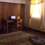 My bedroom in the suite