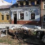 Hotelik Dark Pub