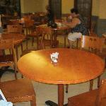 restaurant come staff canteen!