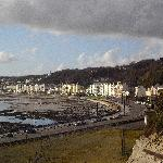 View towards Douglas Promenade