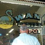 Swan Oyster Depot, San Francisco. If you love seafood, it's a bucket list destination.