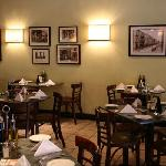 Chef Juca has taken great pride in decorating the dining room himself in order for you to have a