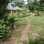 extérieur et jardin