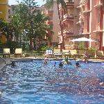 The cool pool- nicest area!