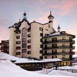 Photo de Hotel Principi di Piemonte