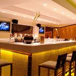 Interior do Bar