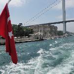 Boat Trip - Bosporus (Bospor Bridge)