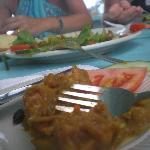conch al curry