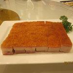 yummy roast pork
