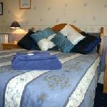 We have an adjoining double/single room which is multi-purpose