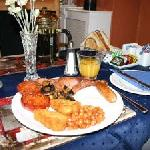 A hearty home cooked breakfast the best way to start the day