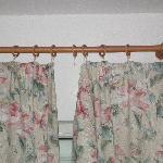 Broken Curtain