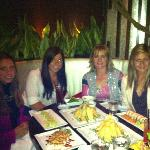 Our Table at Koi