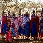 Visit to Masai Village