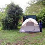 Tents at Mara Adventure Camp