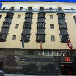 Design Hotel f6 facade