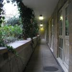Garrison Hotel Courtyard Rooms
