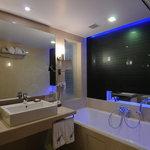 The_Fern_Ahmedabad_Bathroom with bathtub