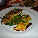 Fish & Wine Foto