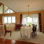 Winter Dining Room