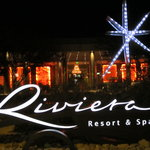 Front of The Riviera, Palm Springs