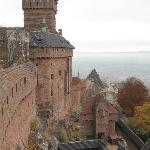 Castle Haut-Koenigsbourg