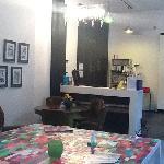 lieu acceuil + café/ brunch