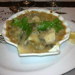 La fameuse coquille à la bretonne